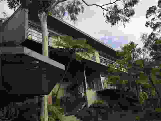 Duval House by Hugh Buhrich (1962)