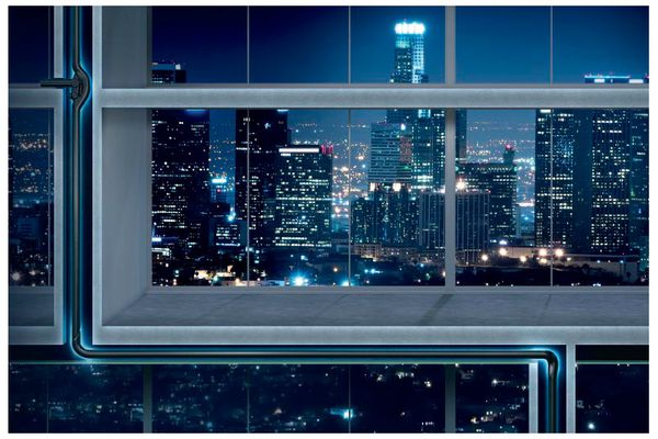 Geberit Supertube is suitable for high-rise offices, hotels and multi-residential buildings.