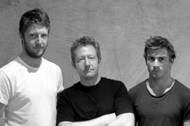 Felix (from left): Craig McCormack, Rene van Meeuwen, Matt Delroy-Carr.