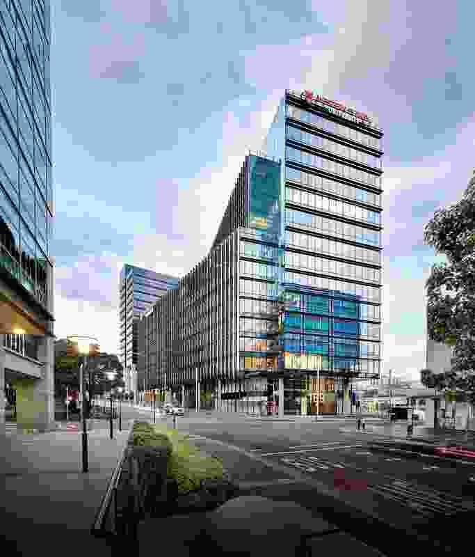 1 Parramatta Square by Architectus is the festival hub.