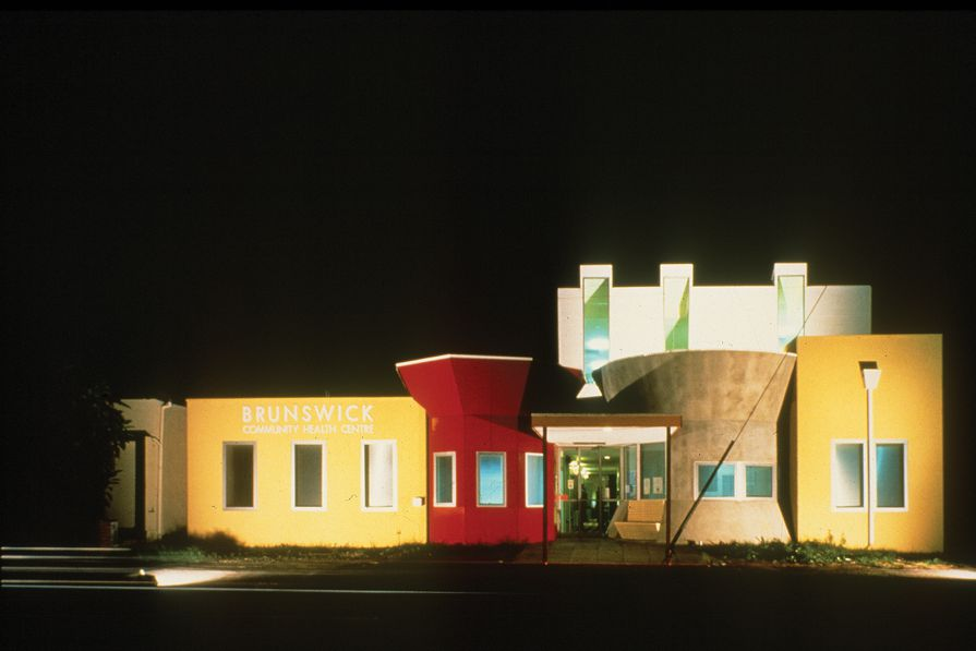Brunswick Community Health Centre, Melbourne (1993).