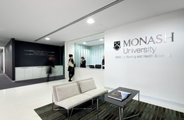 Monash Uni's medical teaching facilities