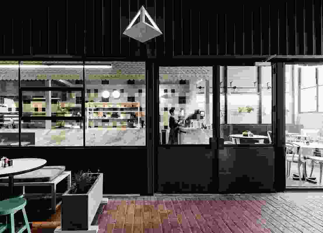 Patch Cafe by Studio You Me.