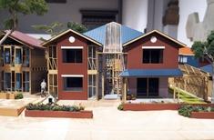 Offset House: reframing the Australian Dream