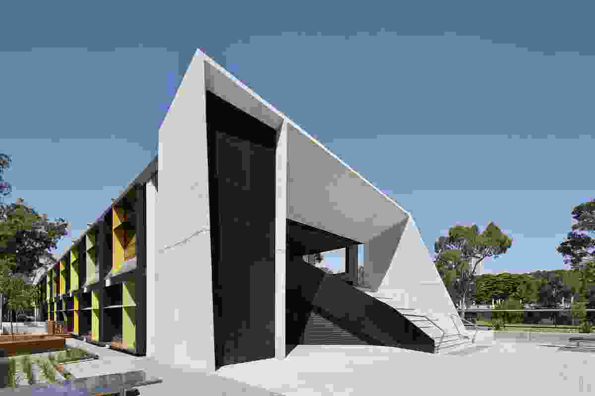 Monash University North West Precinct (Vic) by Jackson Clements Burrows Architects.