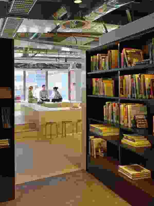 BVN Brisbane Studio by BVN.