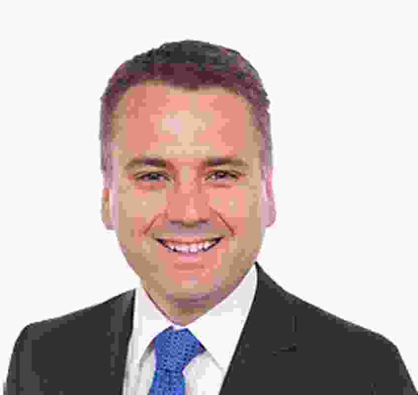 Jamie Briggs MP, new minister for cities and built environment.