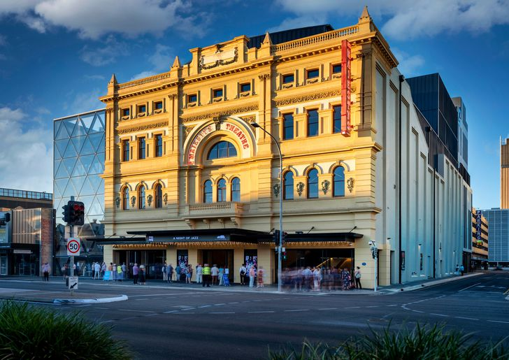 Her Majesty's Theatre Redevelopment by Cox Architecture