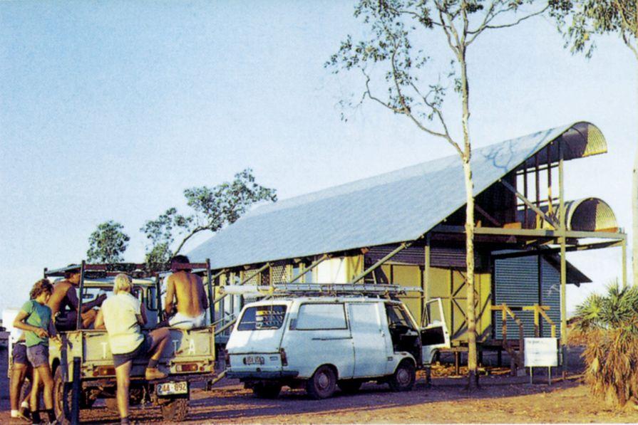 Green Can, Karama, Darwin, NT (1982) by Troppo Architects.