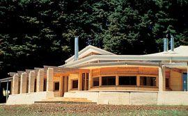 """The Earth House"", Mornington Peninsula, 1993."