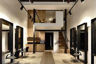 Toni & Guy Salon, Port Melbourne by Travis Walton Architecture.