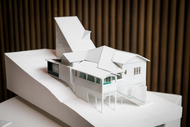 Auchenflower House by Vokes and Peters.