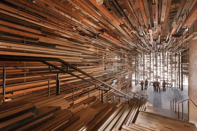 Hotel Hotel by March Studio was awarded 2015 World Interior of the Year.