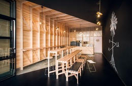 2015 Eat Drink Design Awards: Best Cafe Design winner