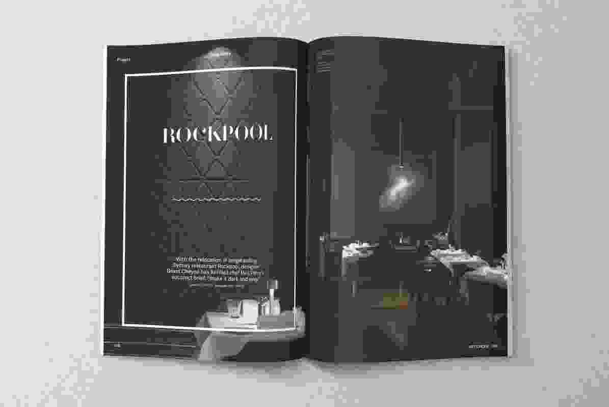 Rockpool by Grant Cheyne.