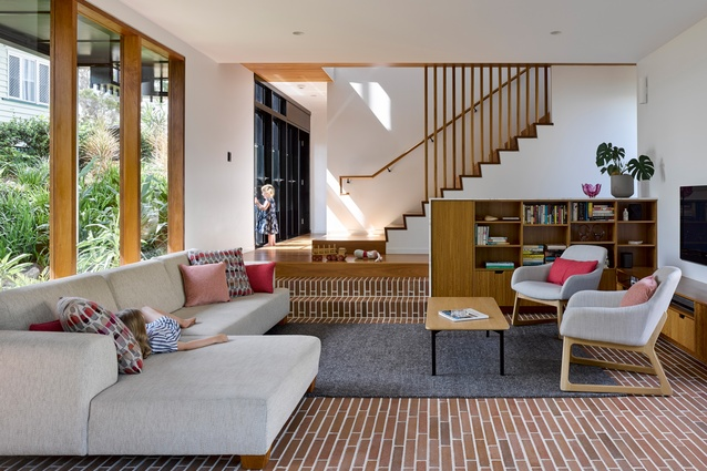 Crescent House by Deicke Richards.