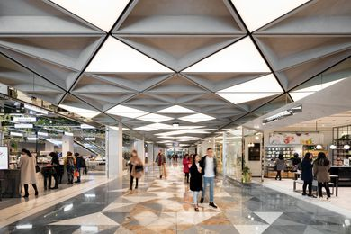 Monaro Mall, Canberra Centre by Universal Design Studio and Mather Architecture.