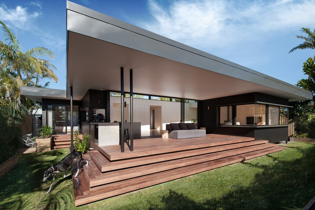 Carlyle Lane, Byron Bay by Harley Graham Architects.