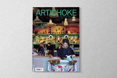 Artichoke issue 52.