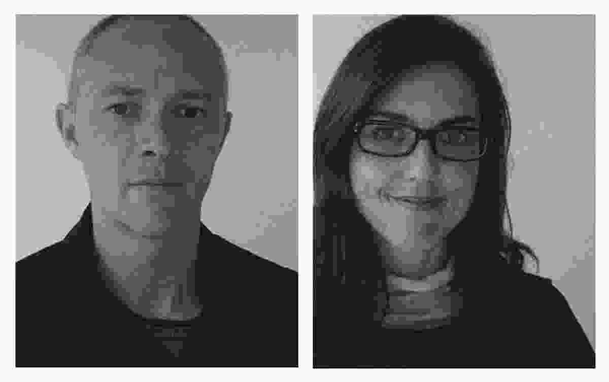Sean Radford and Alison Nobbs, Nobbs Radford Architects.