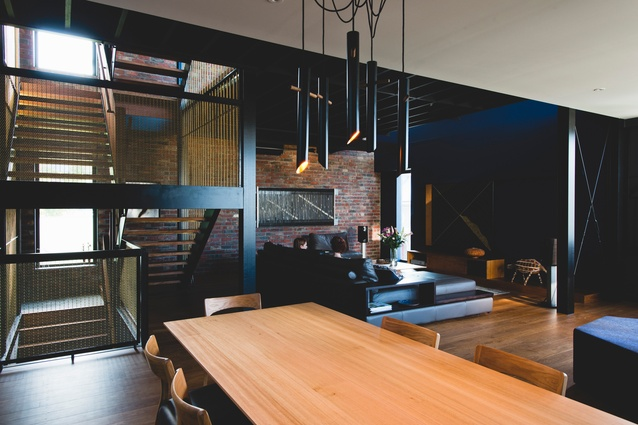 Dock Street Warehouse by Surroundings Architects.