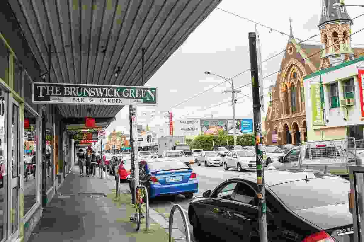 Sydney Road, Brunswick Victoria.