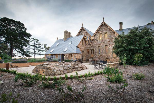 Coriyule by Bryce Raworth & Trethowan Architecture.