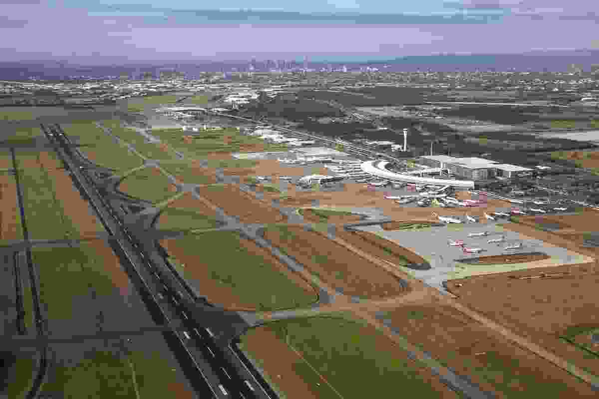 Brisbane Airport Strategy Manual by Tract Consultants and Urban Enquiry.