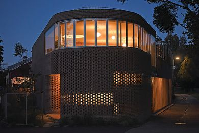 Rose House by Baracco and Wright Architects.