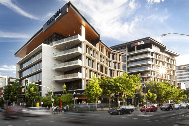 Busy and popular since its opening, SW1 is making a significant contribution to the renewal and activation of Brisbane's inner urban fabric, creating a subtropical urban place which is contemporary and sustainable.