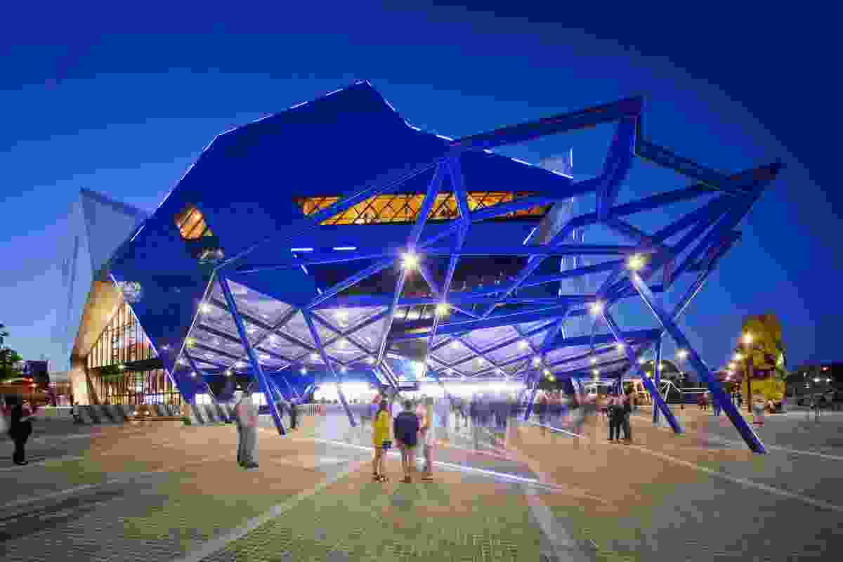 Perth Arena by ARM+CCN.
