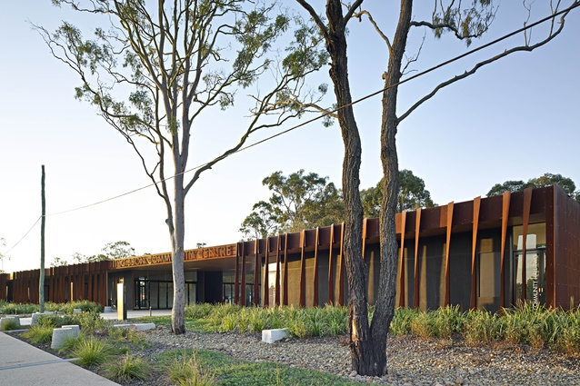 Fitzgibbon Community Centre (Qld) by Richard Kirk Architect.