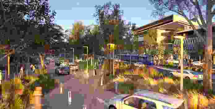 Sunshine Coast Light Rail: shaping our future by Sunshine Coast Council and Hassell.