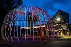 Ageing Brisbane mall temporarily reborn as cultural hub