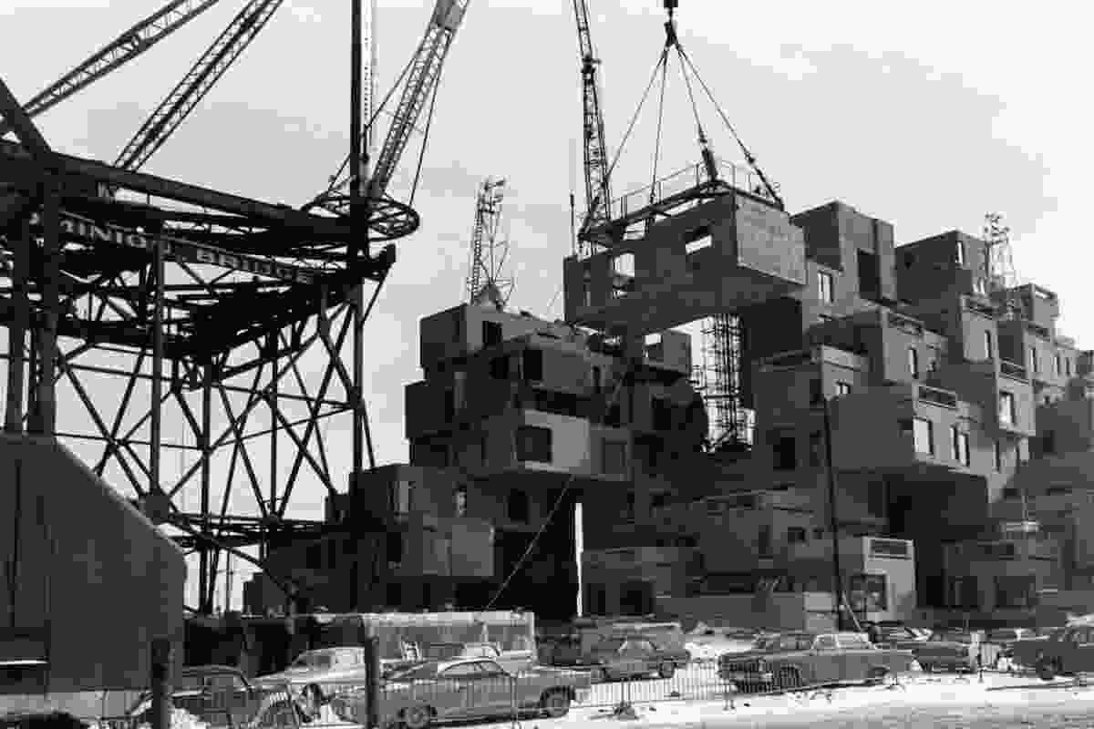 When constructed in 1967, Habitat's porous vertical village was groundbreaking.