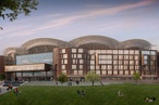 Cox Architecture designs hotel extension to Adelaide Oval