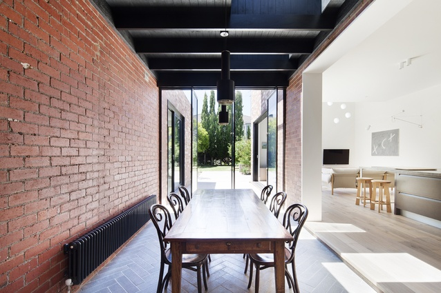 St Kilda East House by Clare Cousins Architects.