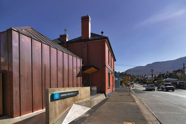 Mountain Retreat Medical Clinic by Circa Morris-Nunn.