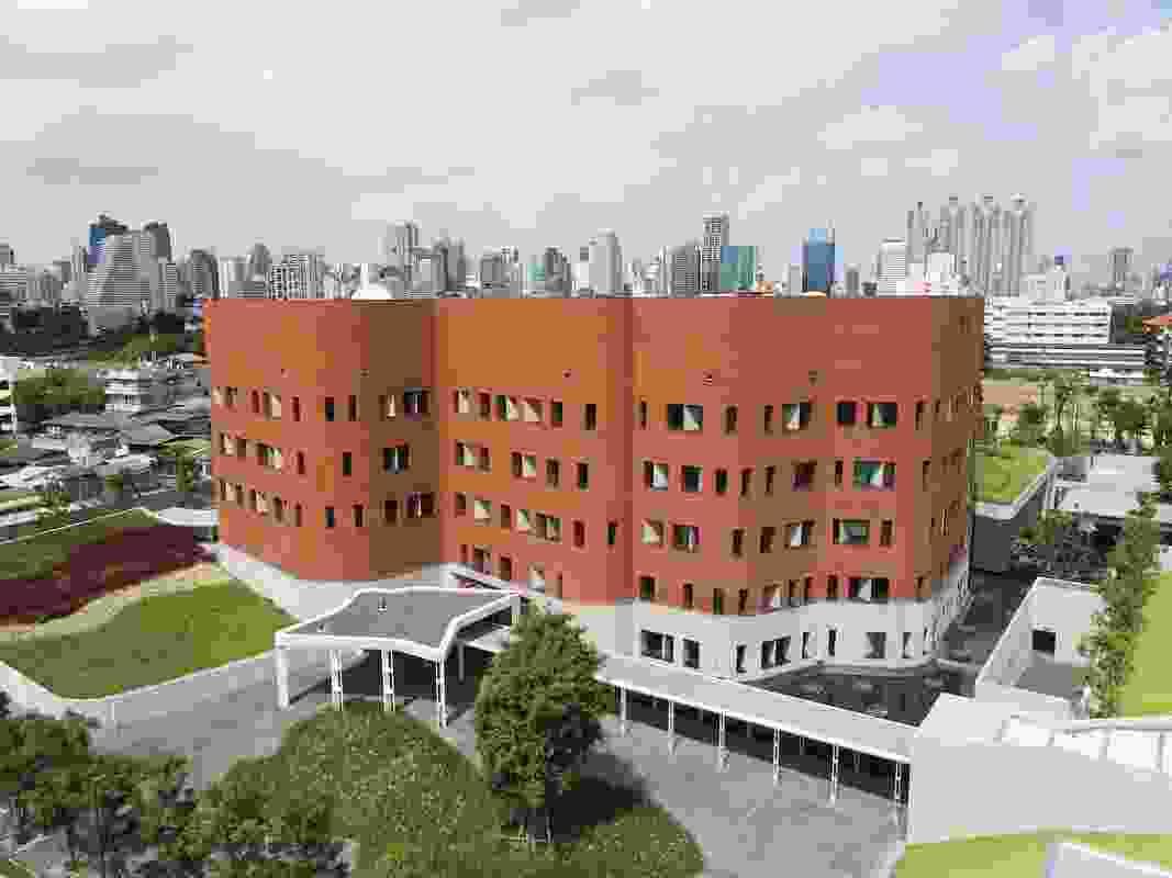 Australian Embassy - Bangkok by BVN.