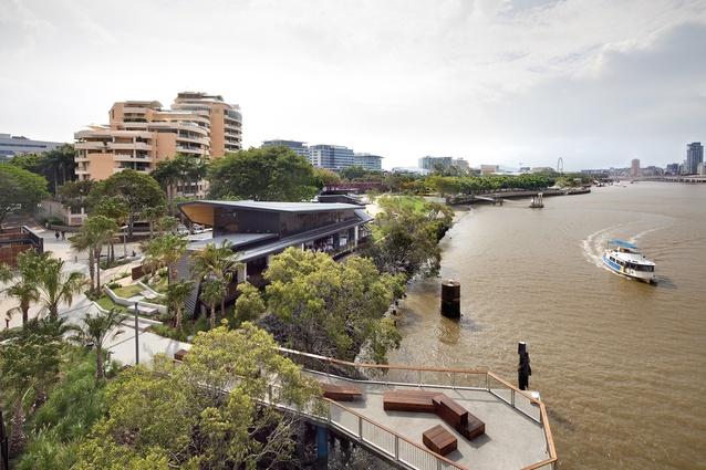River Quay by Cardno.