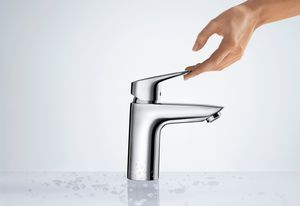 Hansgrohe has released a new range of mixers that form part of the Logis range.