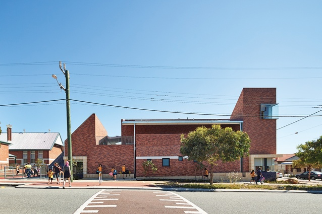 Highgate Primary School New Teaching Spaces by Iredale Pedersen Hook.