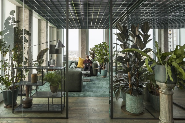 Offices for Sony Music Amsterdam by Space Encounters.