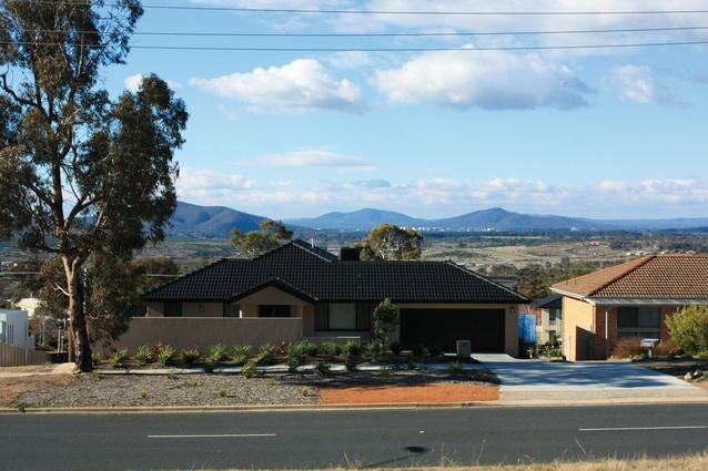 Rebuilding after bushfires architectureau for Landscape architect canberra