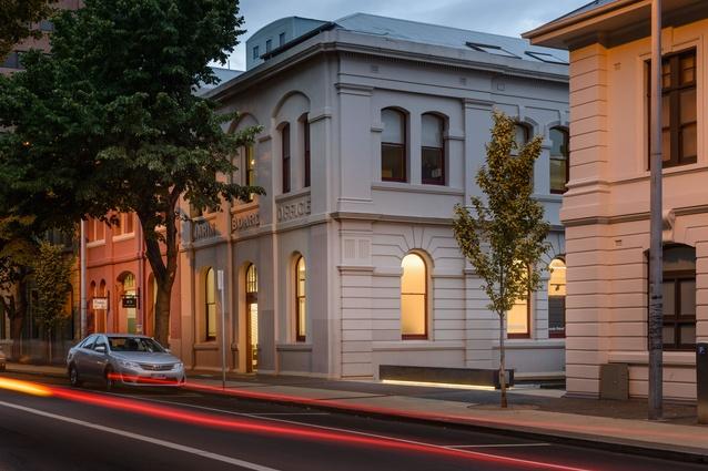 Brickworks Design Studio by BYA Architects.