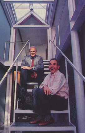 Neville Marsh and George Freedman.