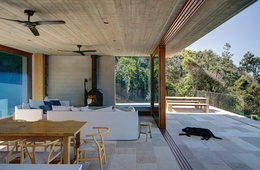 Hiding in plain sight: Macmasters Beach House
