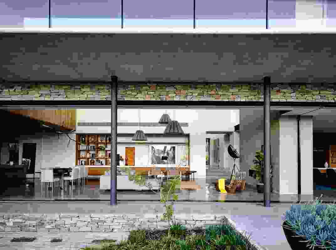 Concrete House by Matt Gibson Architecture + Design.