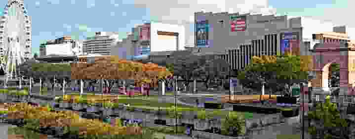 Queensland's Cultural Precinct by the late Robin Gibson.