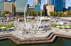 Shortlist revealed: 2017 Australian Urban Design Awards